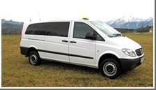 VW Bus Taxi